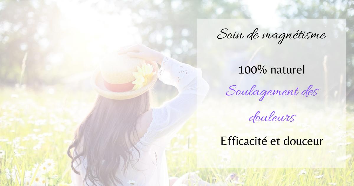Soin de magnétisme à Lorient - Sandrine Guégan - bien-être - guérisseuse